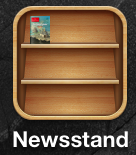 iOS 6 Newsstand